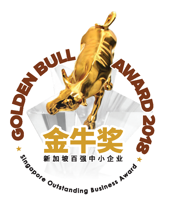 Golden Bull Award 2018 - Singapore Outstanding Business Award
